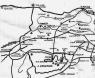 Χάρτης Κοκκινίδη σε μεγέθυνση-Δυτικό Τμήμα
