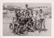 Ραφίνα 1956 από την παραλία