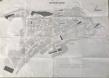 Χάρτης συνοικιών της σημερινής Τρίγλιας