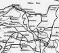 Τμήμα του Χάρτη Ι. Κοκκινίδη σε μεγέθυνση