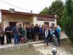 Επίσκεψη Δημάρχου Ραφήνας και Συλλόγου Τριγλιανών Ραφήνας στη Νέα Τρίγλια (14/10/2016)