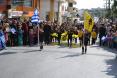 Παρέλαση τμημάτων υποδομών Α.Ο. Τριγλίας Ραφήνας, 28/10/2015