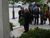 Κατάθεση στεφάνου στο Μνημείο της Προσφυγοπούλας