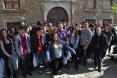 Οι μαθητές στον Άγιο Γεώργιο τον Κυπαρισσά