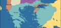 Χρόνο-Χάρτης της Μικράς Ασίας Ιούνιος 1921