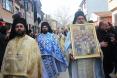 Θεοφάνεια στη Τρίγλια, 19 Ιαν. 2019 & η εικόνα των εκ Τριγλείας Αγίων