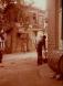 1978- Είσοδος χωριού-Οικία Λουτσίδη